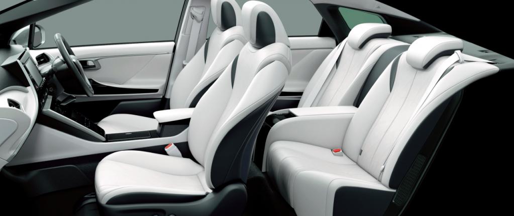 トヨタ、燃料電池車MIRAIを一部改良