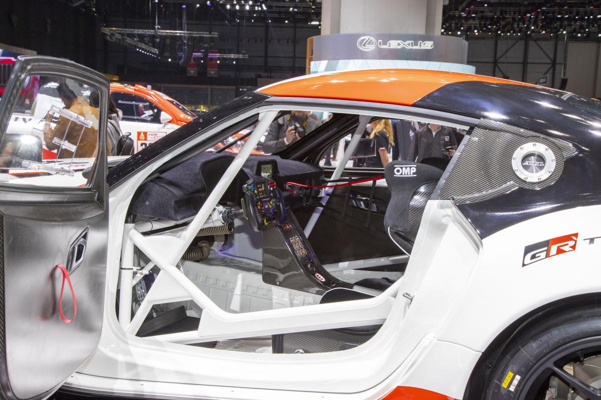 なぜトヨタ新型スープラは市販車ではなくレース車両から発表したのか?