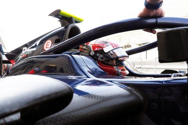 最終戦も不完全燃焼に終わった牧野と劣悪なチーム環境に苦闘した福住/FIA F2アブダビ