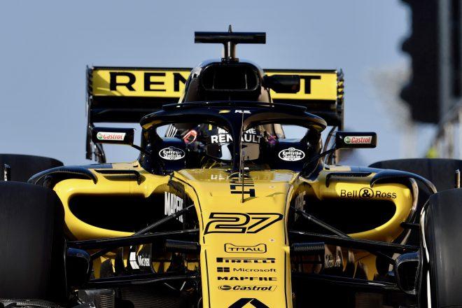 """メルセデスF1代表ウォルフ、ヒュルケンベルグのアクシデントに""""ハロ""""への懸念を募らせる"""