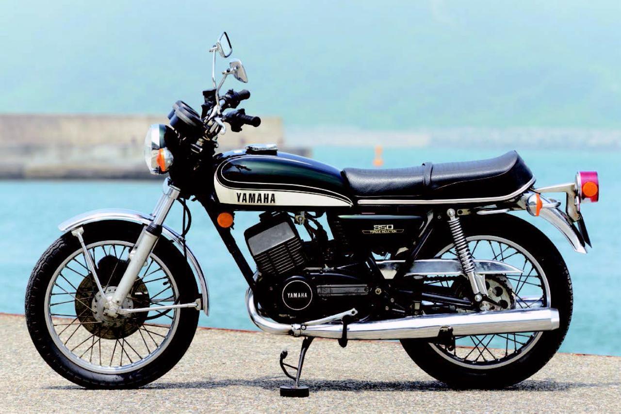 【絶版名車インプレッション】YAMAHA RD350(1973年)