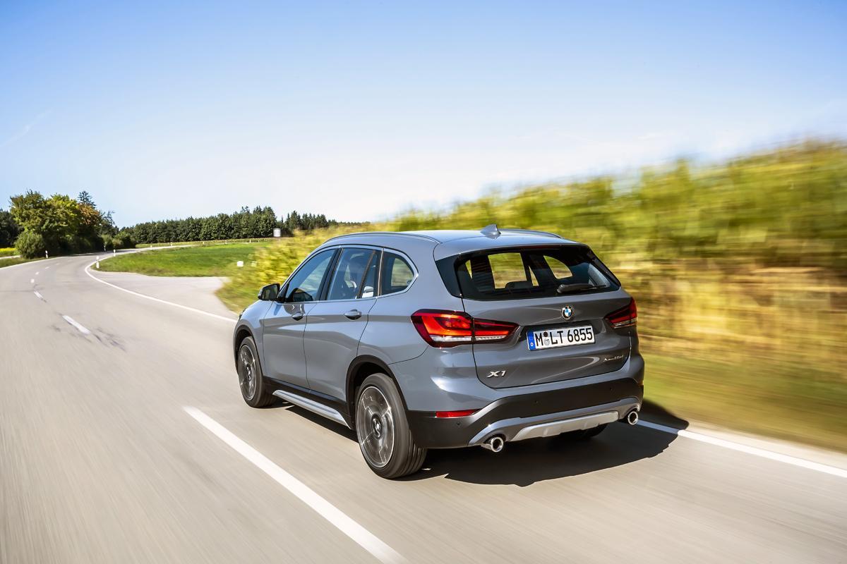 新世代デザインを採用し迫力がアップした新型BMW X1が発売