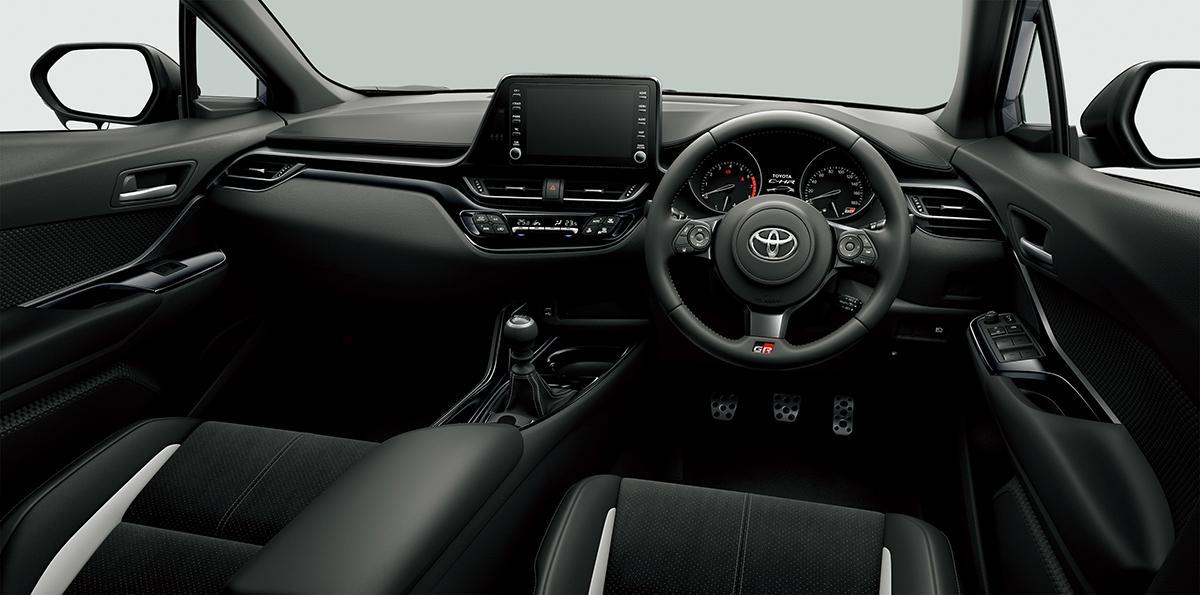 人気コンパクトSUV「トヨタC-HR」がマイナーチェンジ! 走りを際立たせるGR SPORTも新設定