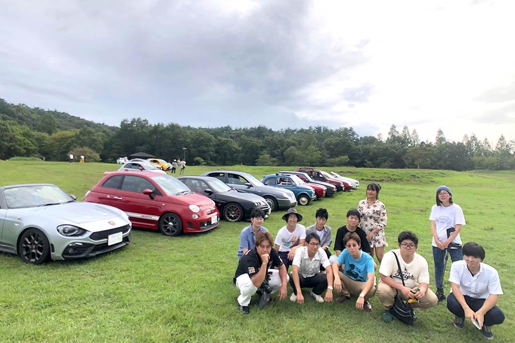 【嶋田智之の月刊イタフラ】イタ車好きの若い衆達に、ありがとう!