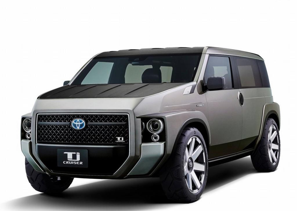 【スクープ】トヨタのSUV攻勢が止まらない! 市販型「Tjクルーザー」の最短デビューは2020年5月?