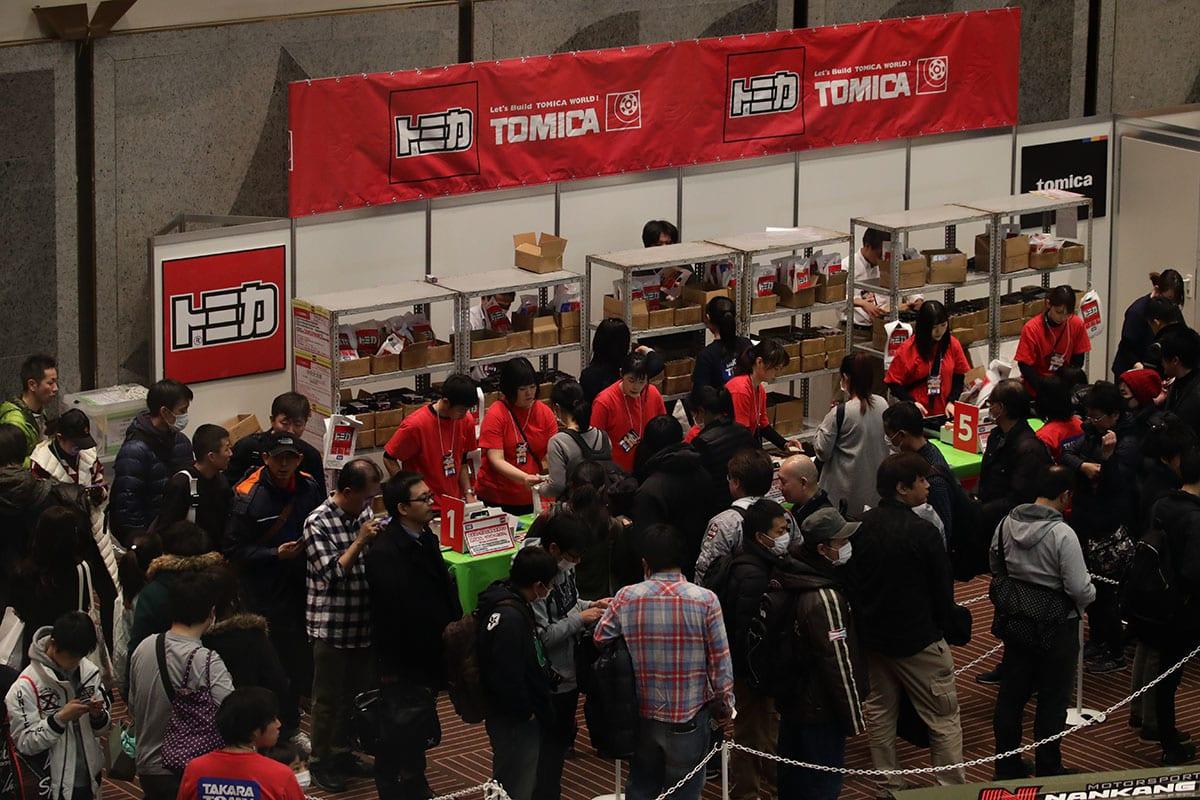 来年は10日(金)~12日(日)ですよ!【世界最大級!カスタム&チューニングの祭典】毎年1月恒例の東京オートサロン!