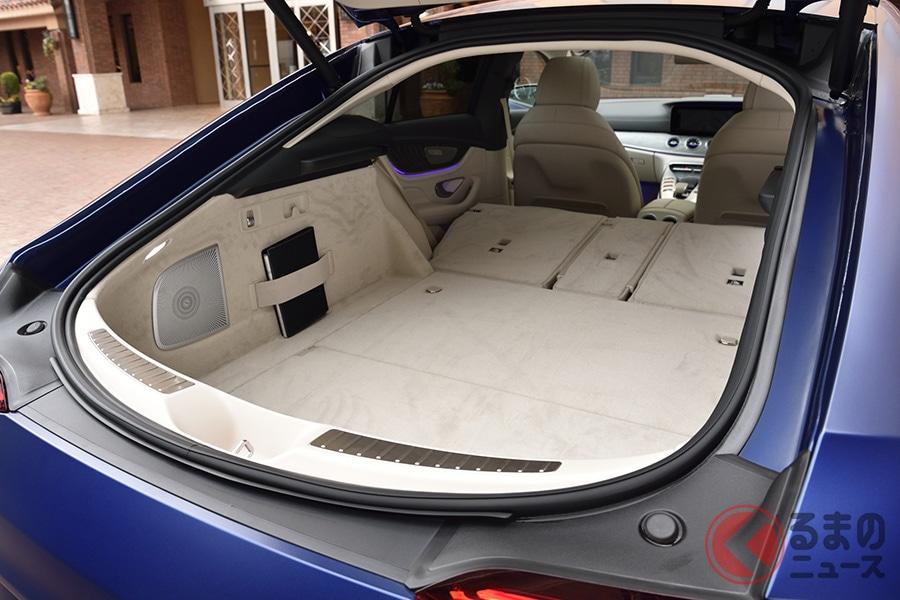 メルセデス-AMGが独自開発した「GT 4ドアクーペ」は、直列6気筒モデルが狙い目!