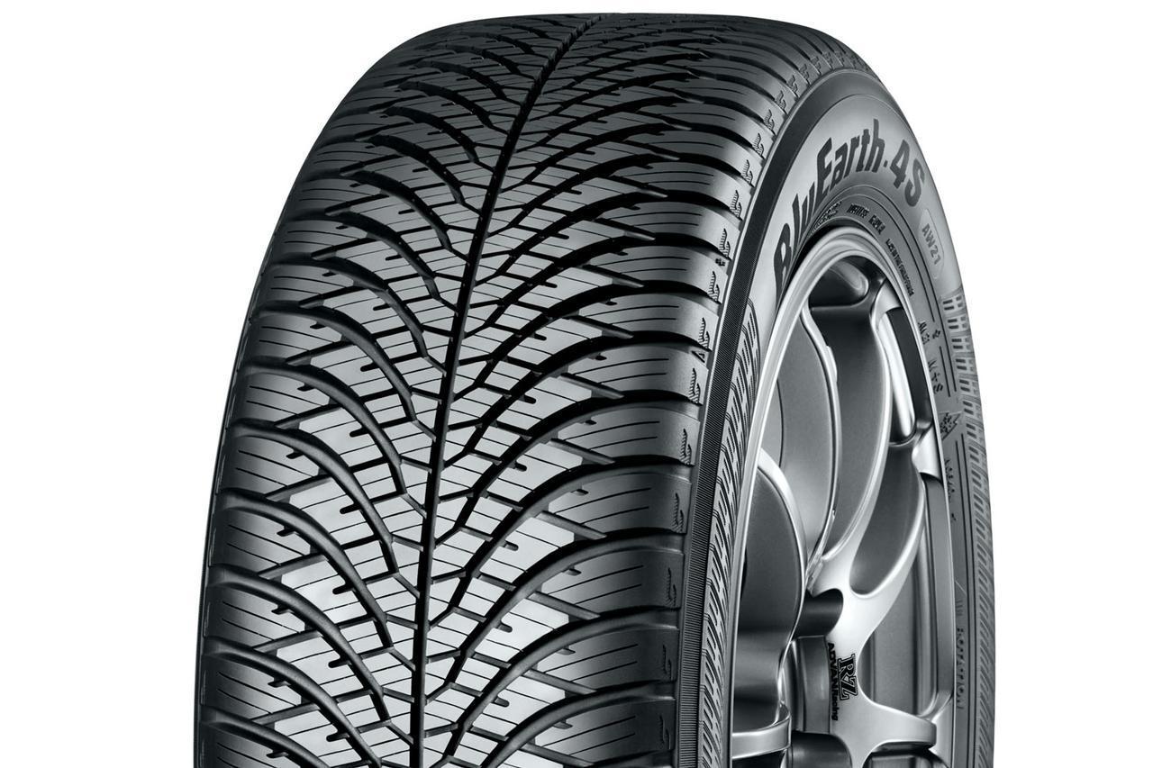 ヨコハマタイヤのオールシーズンタイヤ「ブルーアース4S AW21」を、2020年1月9日から本格販売開始
