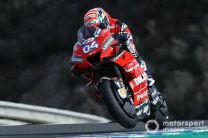 【MotoGP】ランキング2位も見方次第? ドヴィツィオーゾ、来季こそ打倒マルケス目指す
