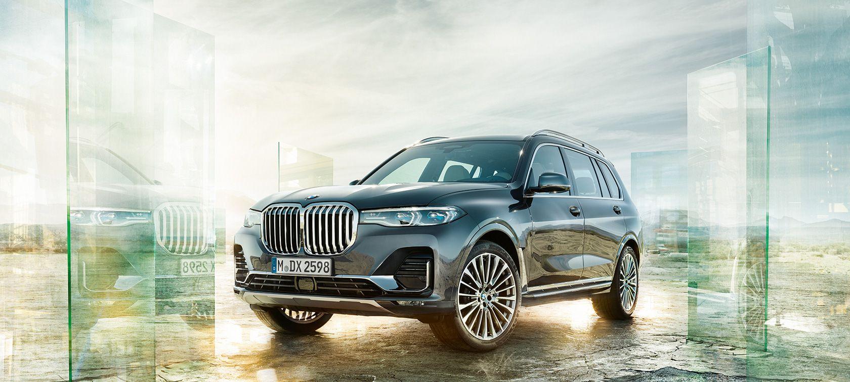 BMWが一部車両に搭載されているパーキングアシスト用車載カメラをドラレコとして使える機能をオンラインで発売