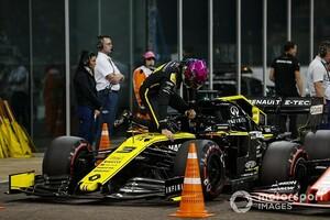 """予選Q3に進出した中団チームは不利! ルノーF1チーム代表が""""馬鹿げた""""タイヤ規則に苦言"""