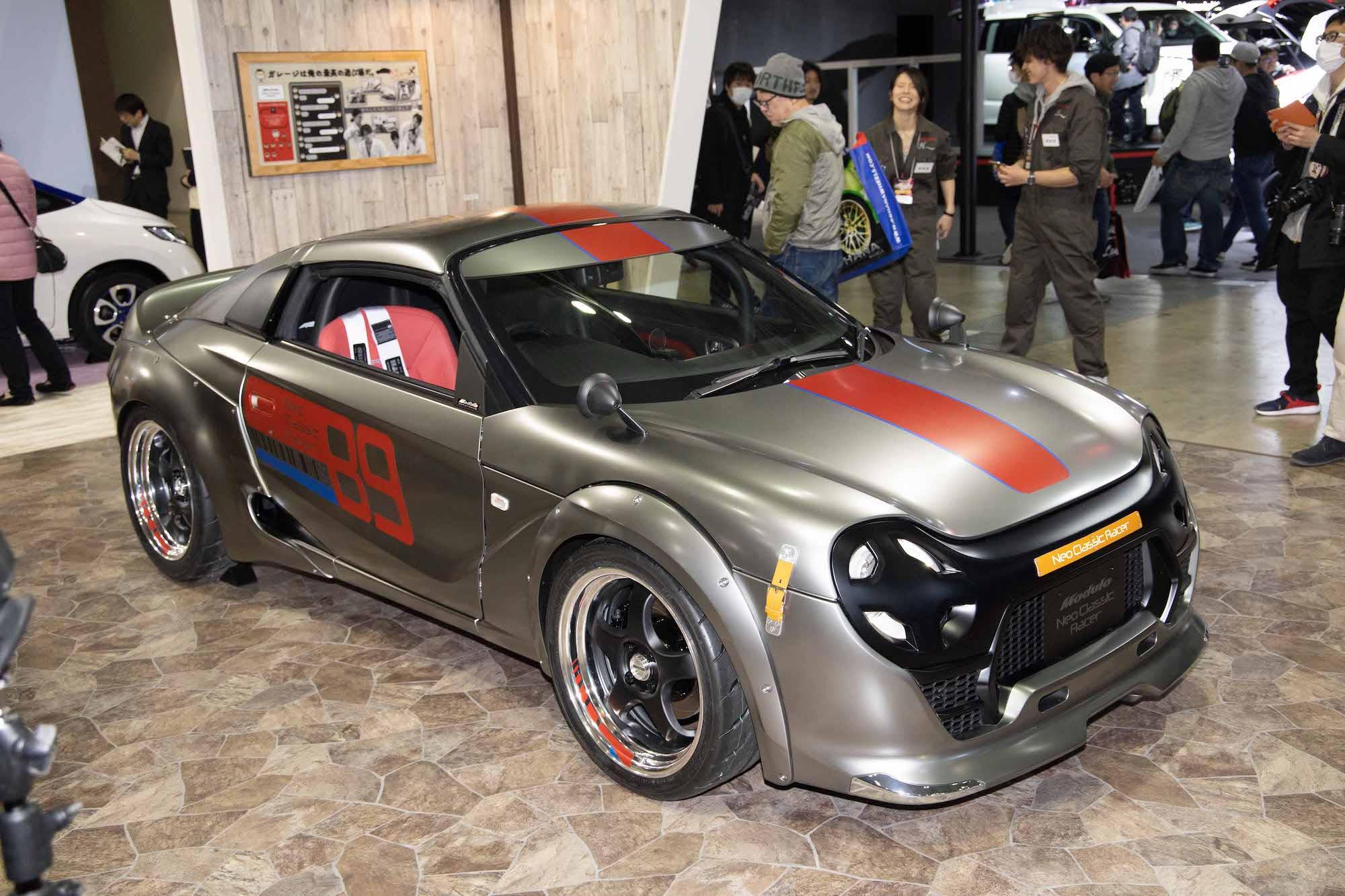 ブースを「家」に見立てたホンダアクセス。ペルソナ別のコンセプトカーを5台展示!東京オートサロン2019