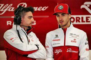 元F1ドライバー、アルファロメオのドライバー交代の可能性に言及「ミックが乗っても驚かない」