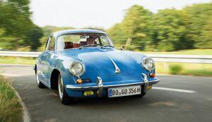 42年間タイヤ倉庫に放置されたポルシェ 356 C、2年間のレストア作業が完了
