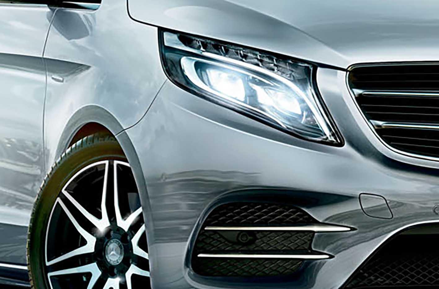 車中泊好きが歓喜 メルセデスベンツVクラスの特別仕様車はボンゴフレンディの再来!?