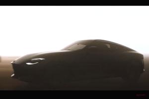 【見えた!?】次期フェアレディZ(Z35) 日産、決算発表で予告