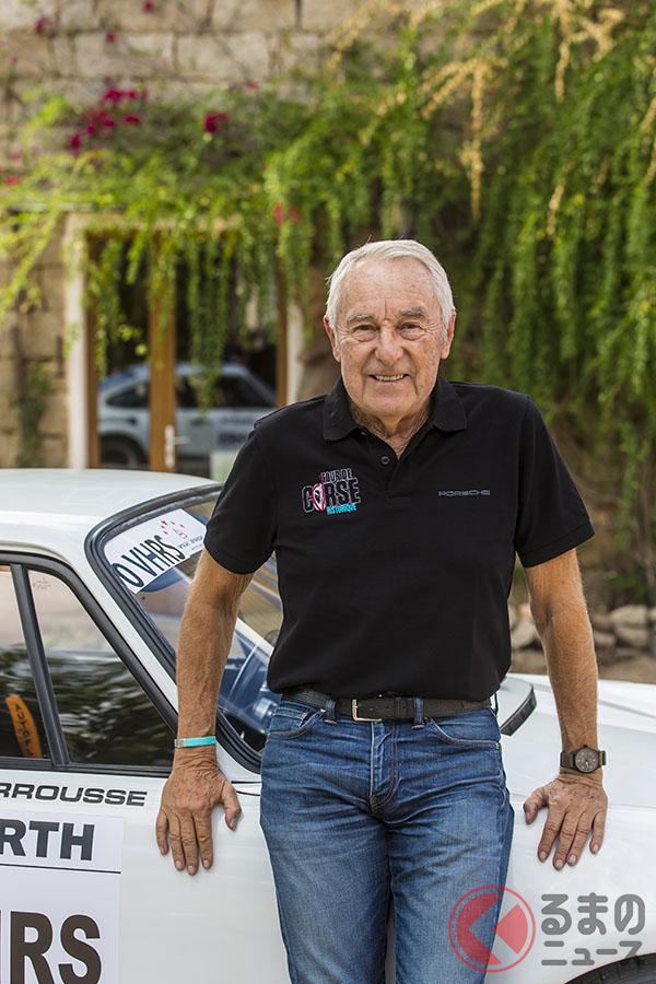 亜久里・右京も活躍したF1チームの元オーナー、御年80歳のジェラール・ラルースとは