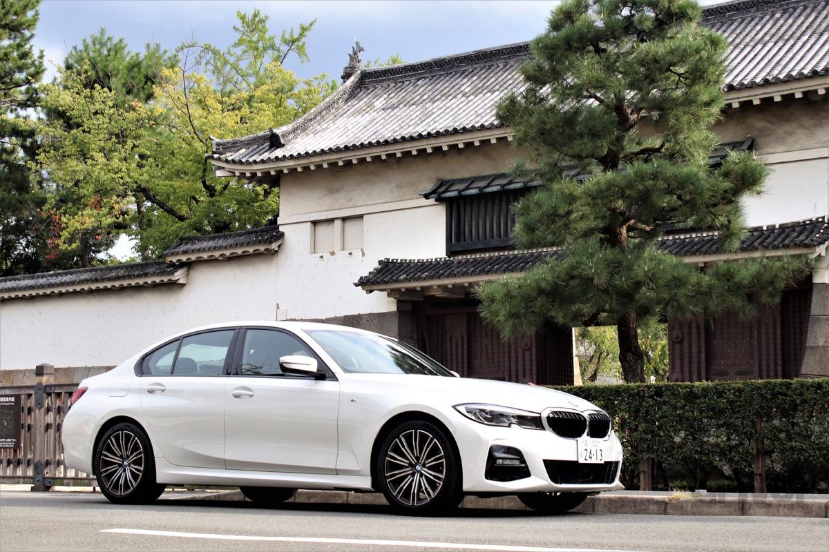 【ニューカー試乗記】BMW 3シリーズのディーゼルモデル 往復1200kmのロングドライブでわかった長所と短所