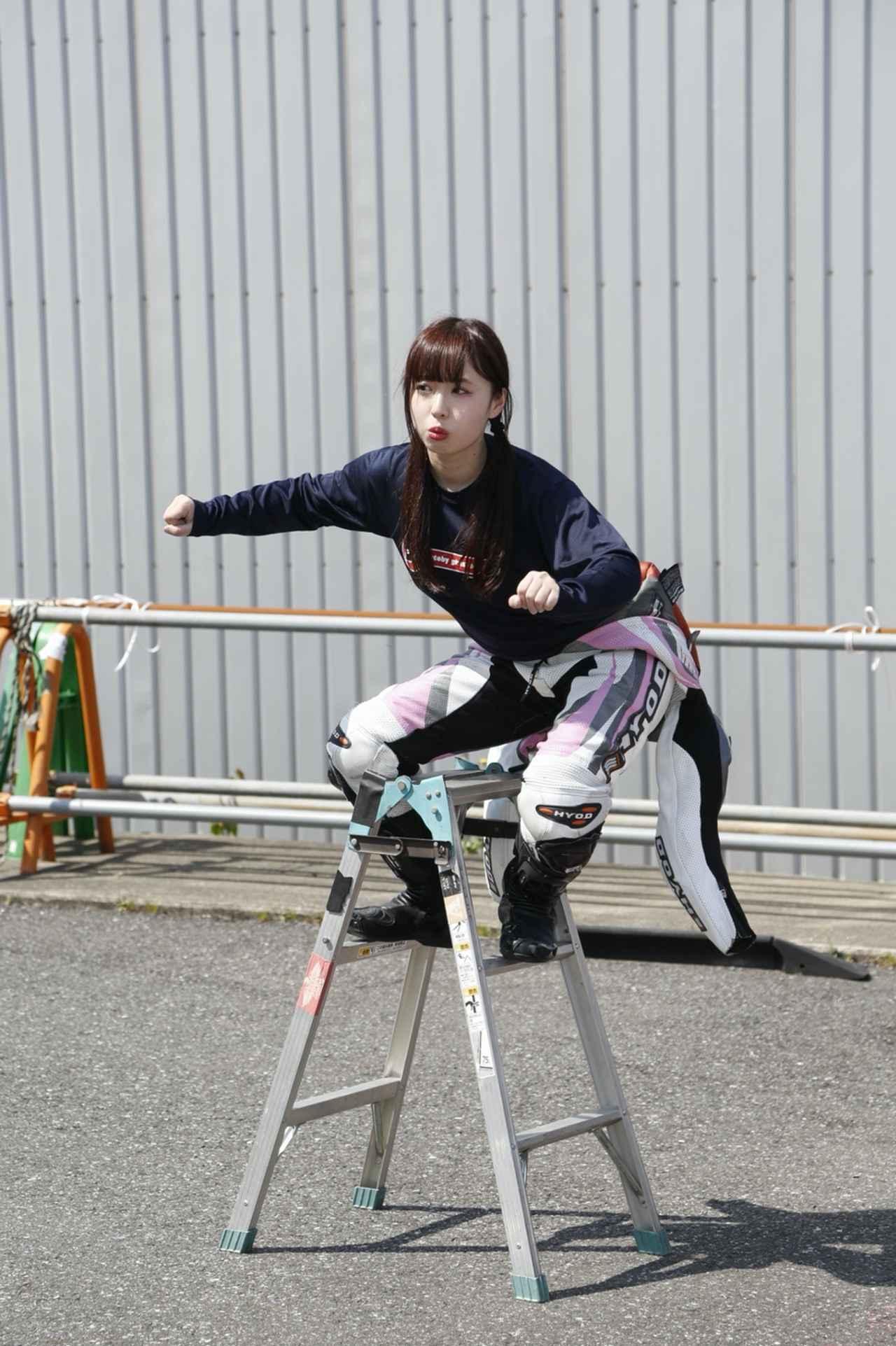 """目指せ""""我流""""脱出! 女子部のサーキット練習会に初参加!(奥さおり)"""