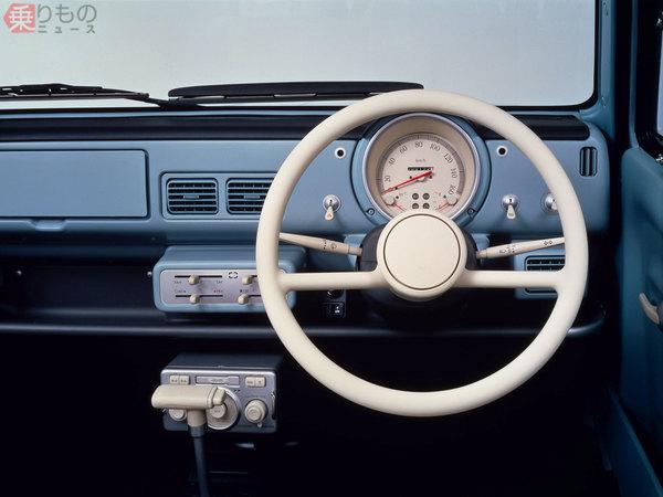 今なお人気、バブル期の「パイクカー」とは 「レトロ」はますます贅沢に