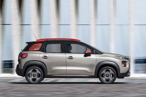 シトロエン C3 エアクロス SUVがデビュー