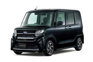 スバル 新型軽自動車スーパーハイトワゴン「シフォン」発表