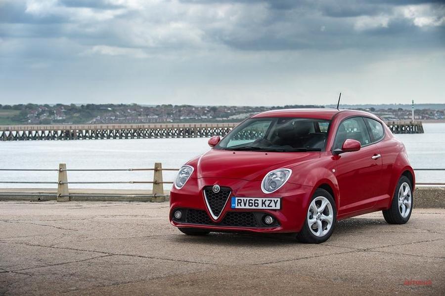 アルファ・ロメオ・ミト 来年前半にカタログ落ちへ 新小型SUV開発中
