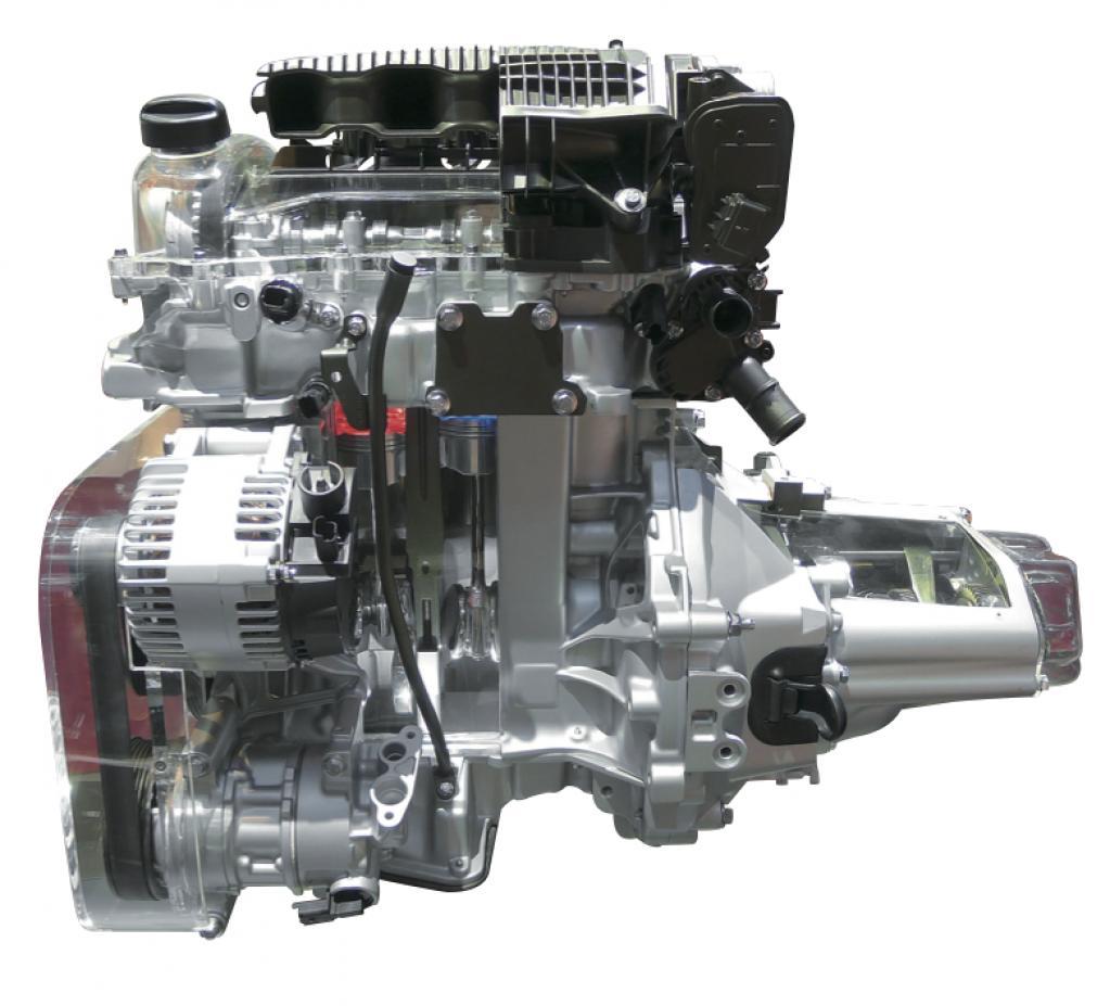 小型車のための3気筒専用設計エンジン──PSA EB series