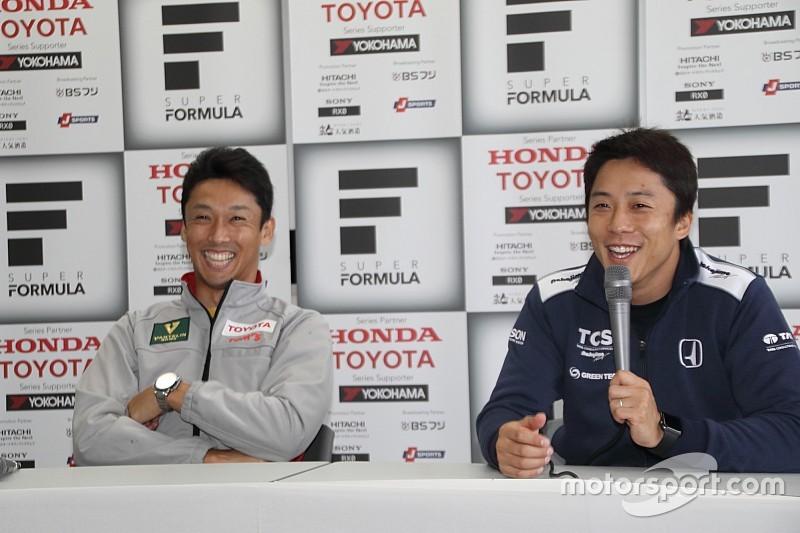 中嶋一貴&伊沢拓也、SF19開発テストを振り返る「早くこのクルマでレースがしたい」/スーパーフォーミュラ