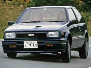 【昭和の名車 176】いすゞ ジェミニはホットなイルムシャーを設定しスポーツ性を高める