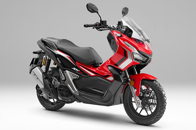 販売好調! ホンダのスクーター「ADV150」が早くも年間販売目標台数超え