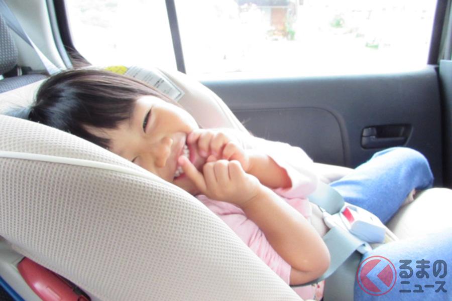 なぜ急激にテンション下がる? 楽しいドライブ途中で変化する子どもの心理状態とは