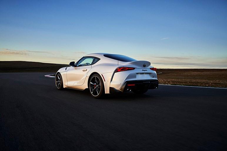 GRスープラ改良モデル発表。3リッターエンジンを50hp近くパワーアップ。国内発売は今秋