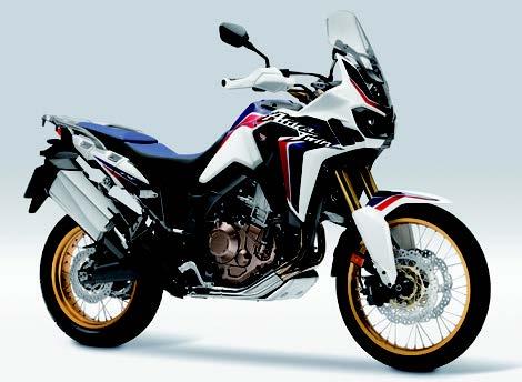 17年振りに復活したホンダ「CRF1000L アフリカツイン」が大ヒット!【日本バイク100年史 Vol.129】(2015-2016年)<Webアルバム>