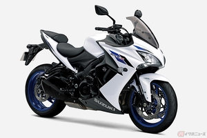 スズキ「GSX-S1000F」がカラーチェンジ 全3色設定で2020年2月20日より発売