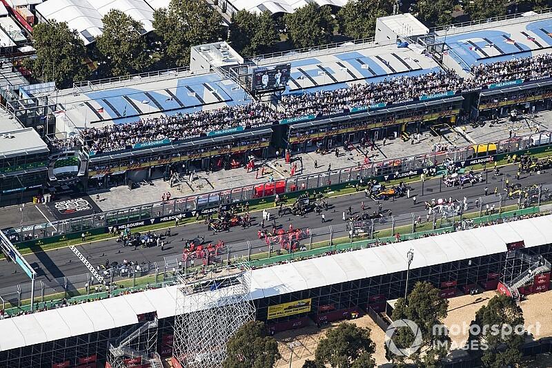 F1オーストラリアGP、ストライキで交通網に危機? コロナウイルスの影響も懸念