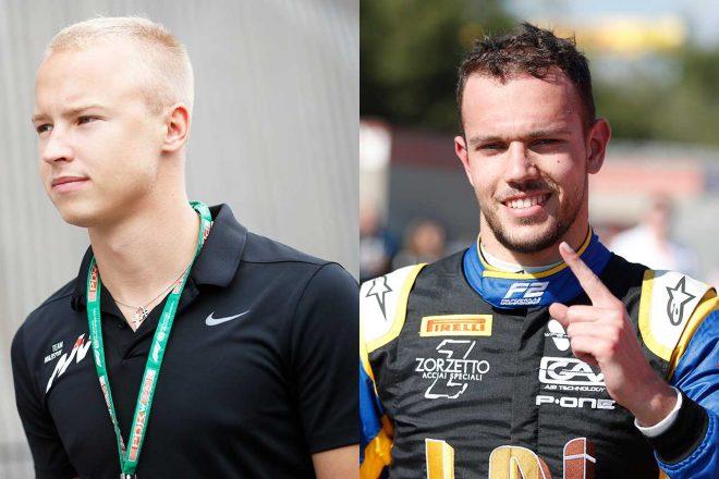 FIA-F2:新規参戦のハイテックGP、ニキータ・マゼピン&ルカ・ギオットの起用を発表