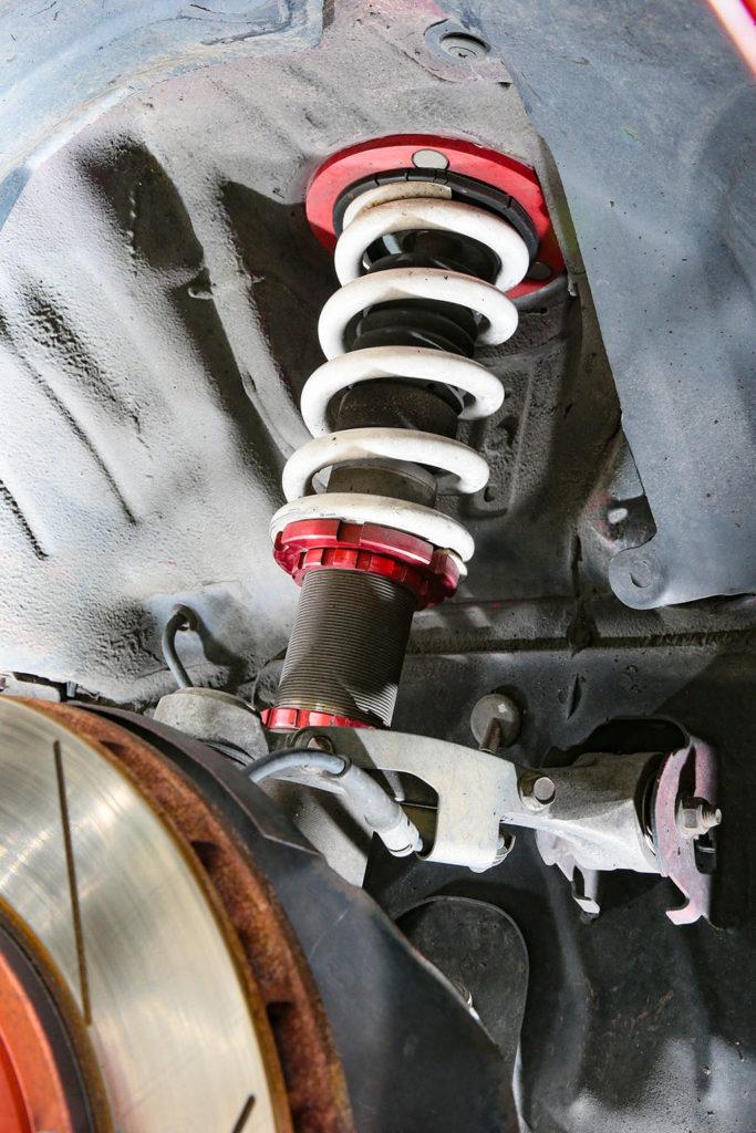「サーキット仕様とは一味違う峠SPLのFD3S!」狙ったラインを外さない質実剛健のマシンメイクに迫る