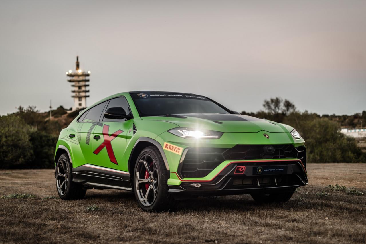 レーシング仕様の超絶SUV!ランボルギーニ・ウルスST-X発表! さらに2020年にデビューするサーキット専用スーパースポーツを予告