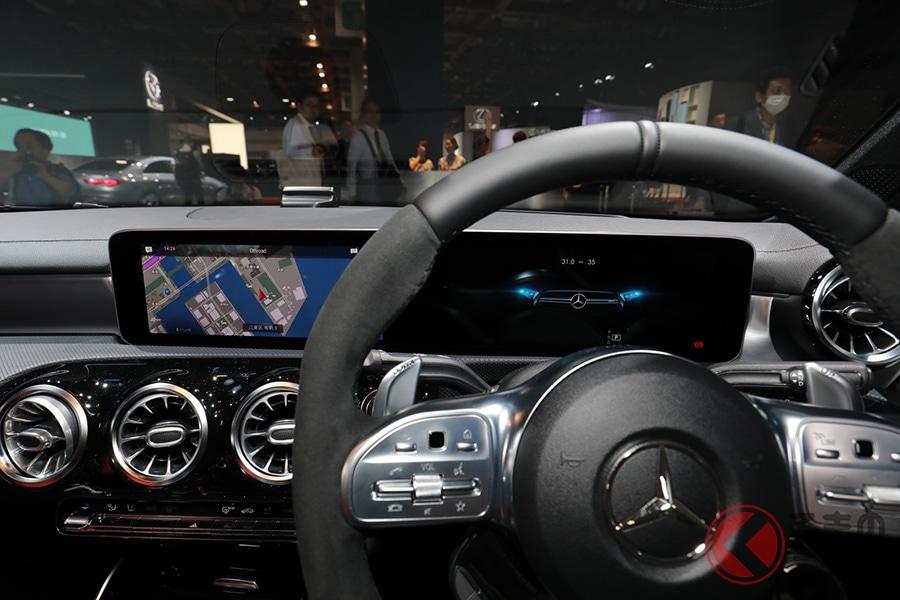 AMGのエントリーモデル「A35 4マティック セダン」注文受付開始! 実はサーキット走行のエントリーモデルだった!!