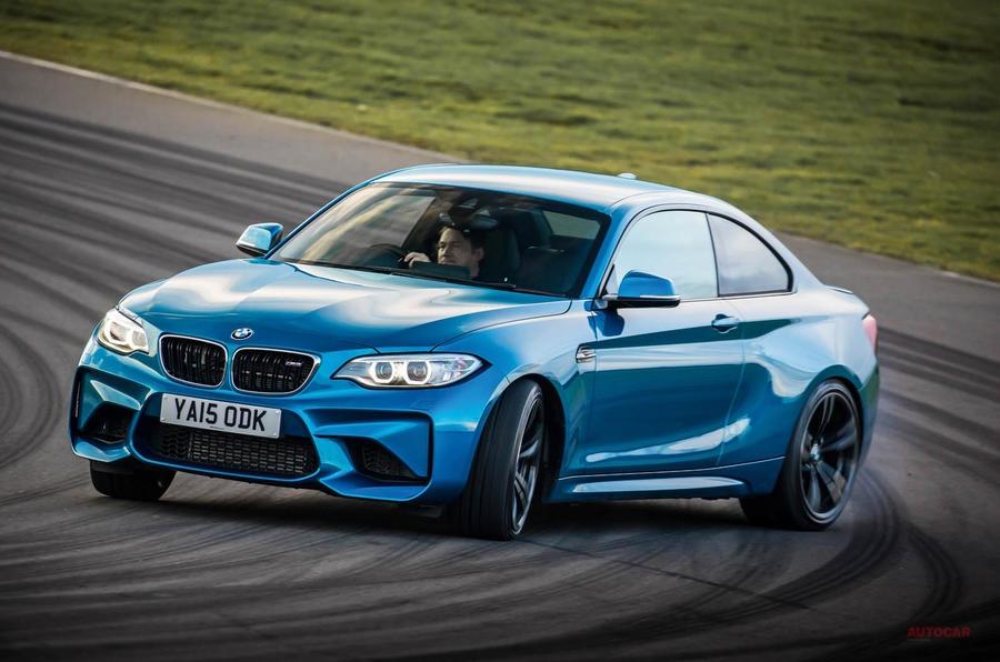 次期BMW M2は「FR」をキープ グランクーペとは異なるアーキテクチャ採用