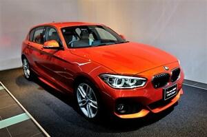 BMW 1シリーズがフェイスリフト。装備充実&価格は298万円から!