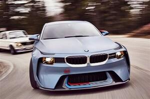 「マルニターボ」を現代の解釈でアップデート。BMW「2002オマージュ」初公開