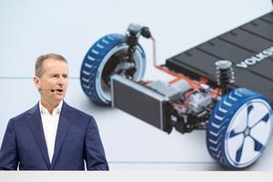 フォルクスワーゲン 今後10年間で2200万台のEV車生産は本気なのか?