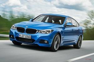 【生産終了】BMW 3シリーズ・グランツーリスモ 後継モデルは存在せず