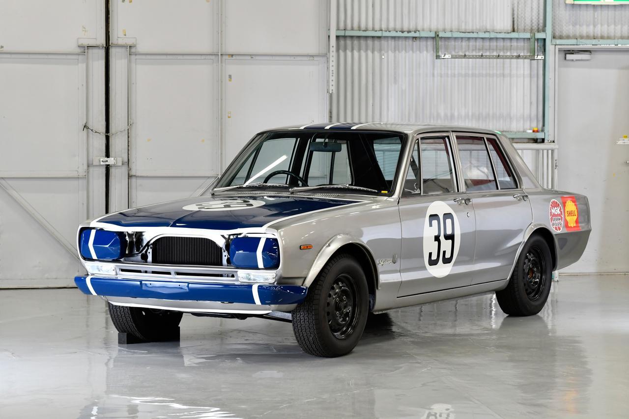 【自動車博物館へ行こう】日産ヘリテージコレクションで快進撃を始めた当時の初代スカイラインGT-Rに触れる