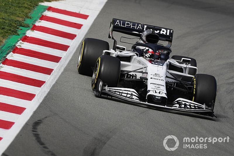 フェラーリ、遂に最速タイム記録&メルセデスに問題発生。アルファタウリ・ホンダのガスリーが2番手|F1プレシーズンテスト後半2日目