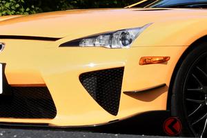 1億円の激レアレクサス車がひっそり展示!? 500台限定モデルがある意外な場所とは