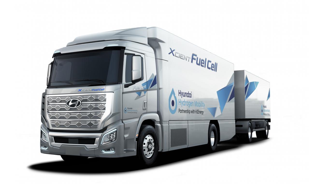 フォルシア:現代自動車のトラックへの水素貯蔵システム供給契約を獲得