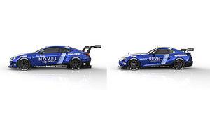 トーヨータイヤ ニュルブルクリンク24時間耐久レースに「NOVEL racing」のパートナーとして参戦